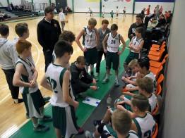 C-poikien toinen SM-turnaus pelattiin Summahallilla