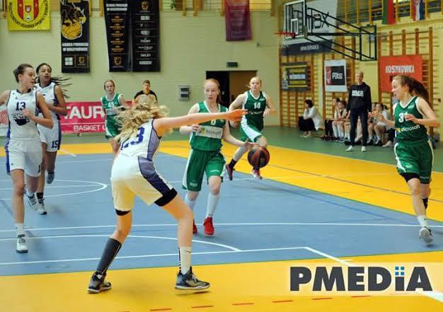 Hongan turnauksen MVP Ebba Pekonen