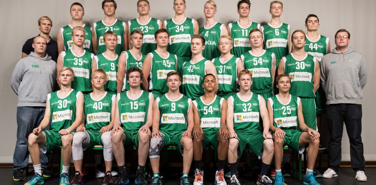 AP SM: Tapiolan Honka – Namika Lahti Juniorit 62-55 (29-32)
