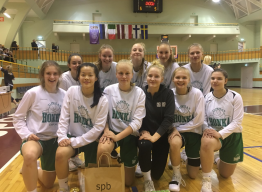 U15-tyttöjen EGBL-kausi päätökseen – U14-tytöt tavoittelee superfinaalipaikkaa