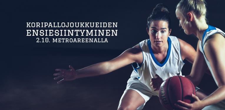 Otteluennakko: Espoo United -Espoo Basket Team
