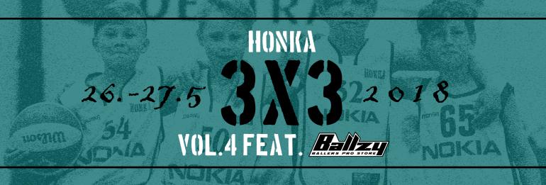 Honka 3×3 vol 4