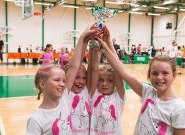 Honka3x3-turnaus täytti viikonlopun rennolla tunnelmalla ja iloisilla koripallokokemuksilla