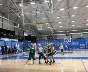 06-pojat pelaamassa Kisakallion Susi Centerissä.