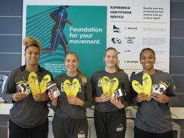 FootBalance jatkaa Hongan naisten pääyhteistyökumppanina
