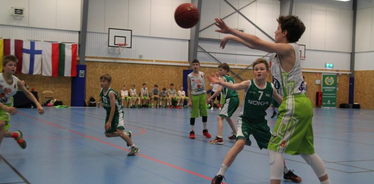 Lampe Challenge – P04 joukkue Tukholmasta