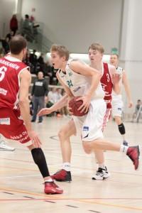 Nuorista pelaajista mm. Lasse Gummerus on ollut isossa roolissa.