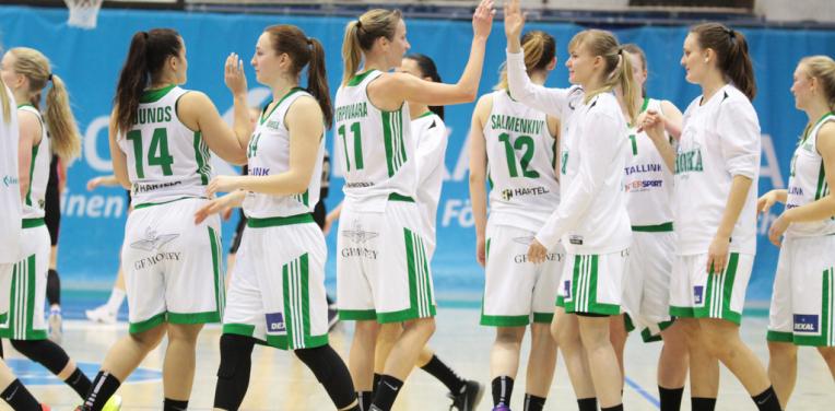 Naisten Korisliiga-joukkue takaisin osaksi Tapiolan Hongan toimintaa