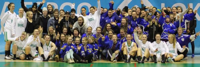 Hongan naiset voittoon, yhteistyö seurojen välillä toimi komeasti ja Espoo liikkuu!
