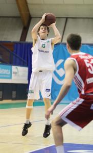 Topi Halme oli välieräsarjan MVP