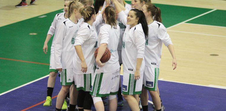 Naarassusien luottopelaaja Dionne Pounds jatkaa uraansa Espoossa