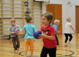 Tapiolan Hongan liikuntaleikkikoulut 2018-2019