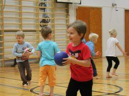 Alle kouluikäisten liikuntaryhmiin ilmoittautuminen alkaa ke 15.8. klo 8:00