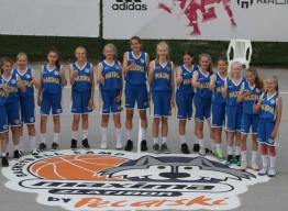 Leiripäiväkirja: 14-vuotiaat tytöt Serbian Zlatiborissa