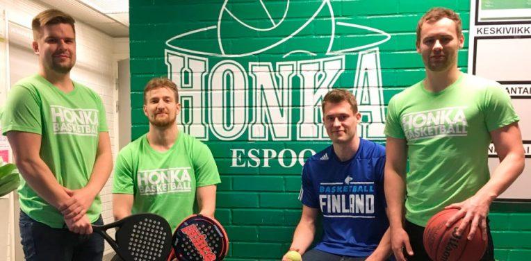 Tapiolan Honka ja Pleimore Padel aloittavat yhteistyön