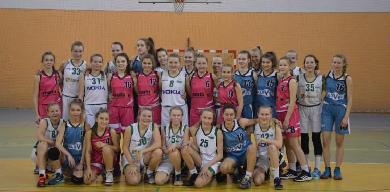 C02-tytöt hakemassa vauhtia kevään otteluihin Varsovasta