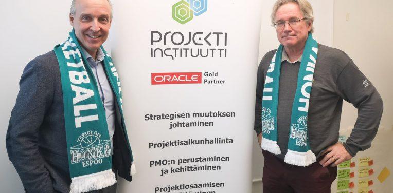 Suomen Projekti-Instituutti tukemaan junioreiden koripalloharrastusta