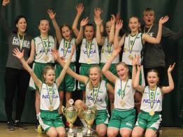 06-tyttöjen menestyksekäs matka Ruotsin pääsiäisturnauksiin