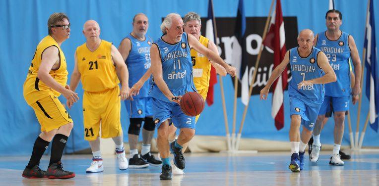Lehdistötiedote: Seniorikoripallon MM-kisat käynnissä Espoossa 25.7.-4.8.2019