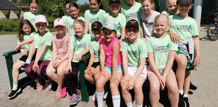 Honka Summer Camp 2019 vietettiin helteisessä urheilupuistossa