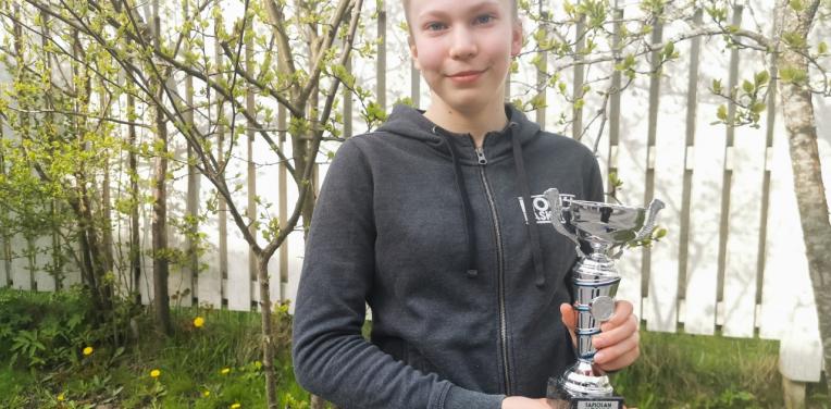 Kauden pelaajat 2020: 15-vuotiaat tytöt