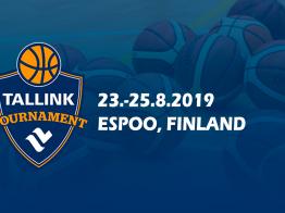 Tallink Tournament lauantaina poikkeuksellisia järjestelyitä Tapiolan urheilupuistossa