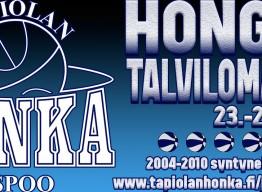 Tule Hongan Talvilomaleirille 23.-25.2.2016
