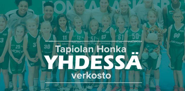 Tapiolan Honka YHDESSÄ-verkosto avautuu palvelemaan yrityskumppaneita