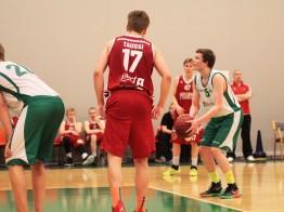 Nuorten SM-pudotuspelit käyntiin viikonloppuna, Hongalla vahva edustus