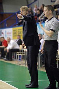Tuomas Iisalo toimii tulevalla kaudella Saksan Pro A:ssa Crailsheim Merlinsin päävalmentajana.