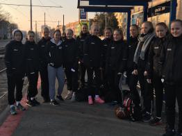 Turnauspäiväkirja: 14-vuotiaat tytöt Ostravassa