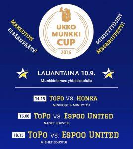 Ukko Munkki Cup