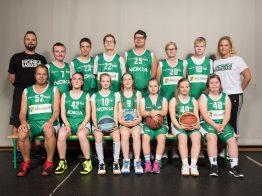 Unified-kausi käynnistetty Kisakalliossa kahden joukkueen voimin