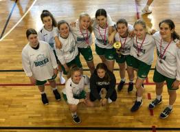 Ote turnauspäiväkirjasta: U15-tytöt EGBL-osaturnauksessa Ostravassa Tsekeissä