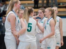 16-vuotiaille tytöille SM-hopea ja neljäs sija – 14-vuotiaiden SM-lopputurnaus käyntiin tänään