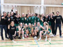 Hongan nuorten voittokulku jatkuu kahdella Suomen mestaruudella ja yhdellä hopealla