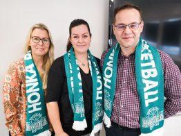 Westpro tukemaan kasvattajaseura Tapiolan Hongan junioritoimintaa