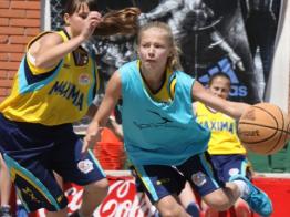 Maxima Basketball Camp – Nollakolmosten leiripäiväkirja 2016