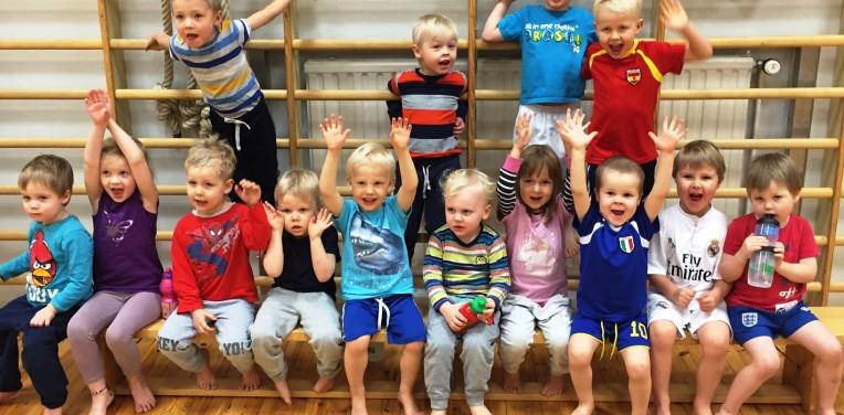 Lasten Liikuntaleikkikoulu ja Taaperoklubi