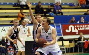 Jouko Järvinen on päässyt kauden mittaan pelaamaan pelipaikkoja 1-5 ja on kuulunut Hongan avainpelaajiin.