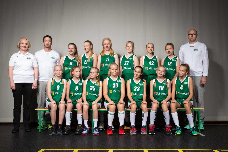 Tytöt-03 kaudella 2015-2016