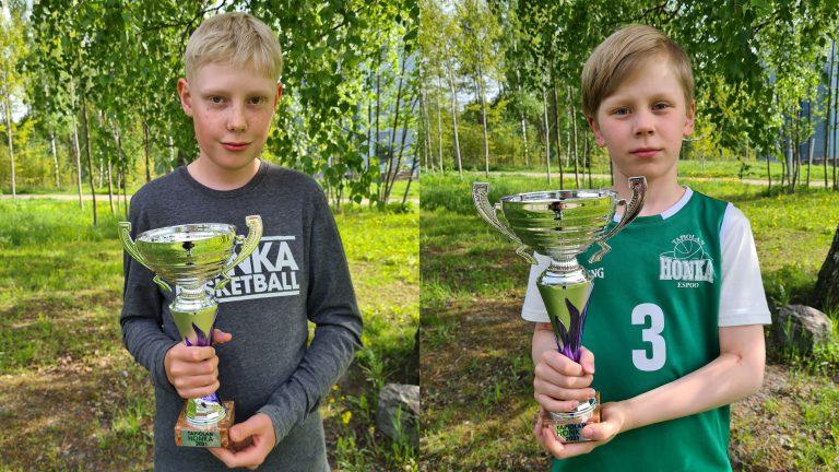 Tapiolan Hongan kauden pelaajat 2021 – Minit (2011 ja 2010-syntyneet)