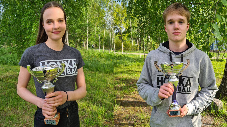 Tapiolan Hongan kauden pelaajat 2021 – 16-19-vuotiaat
