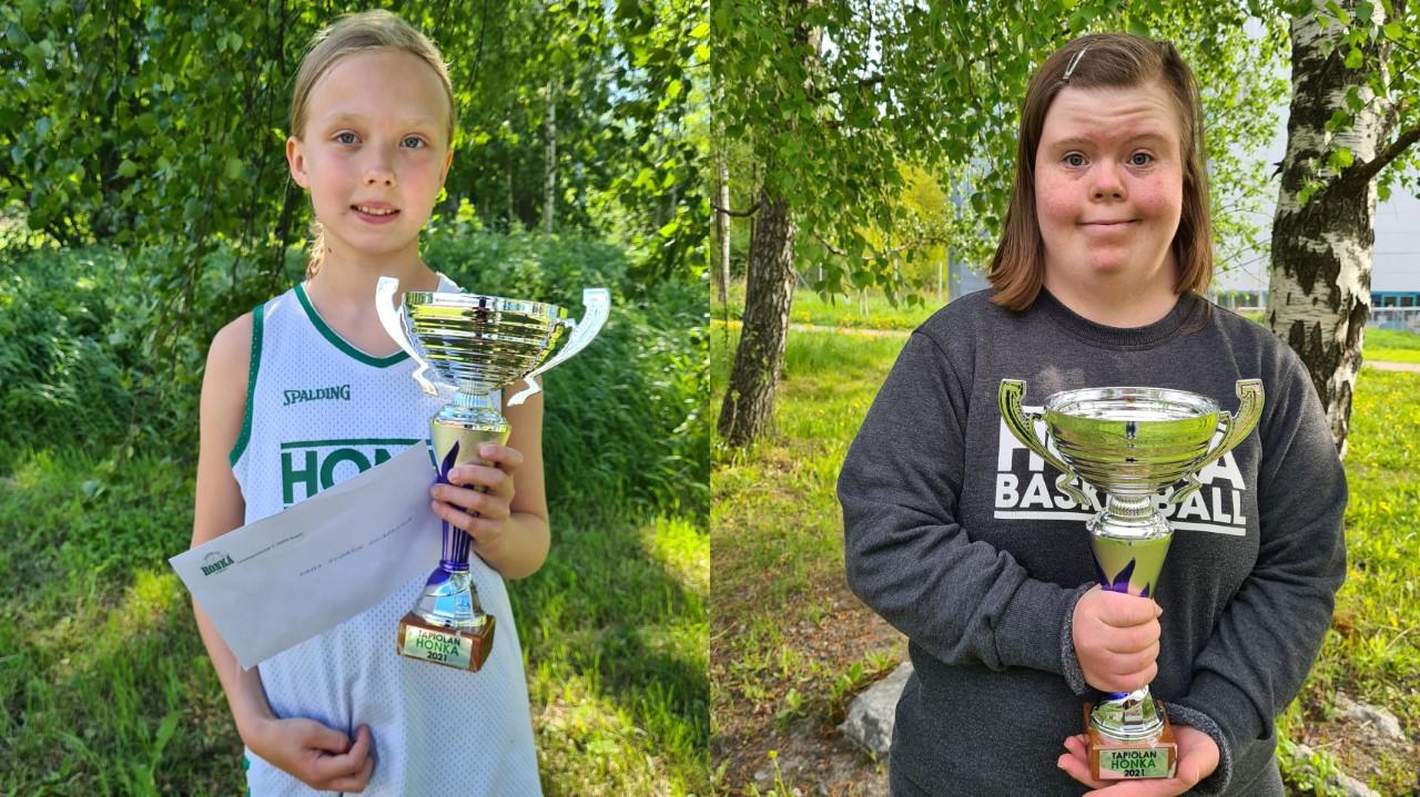 Unified-joukkueen Kauden pelaaja palkittu – Sonja Hintsaselle Missu Myllymäen muistopalkinto